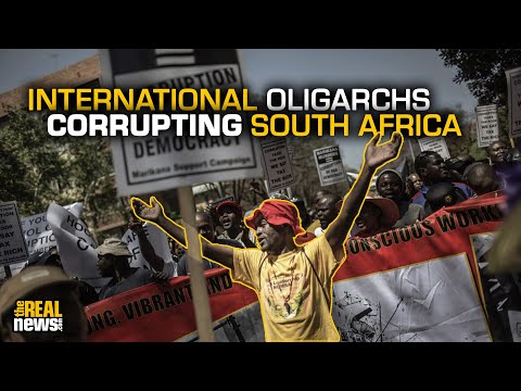 International Banks and Law Firms Are at the Heart of South Africa's Corruption