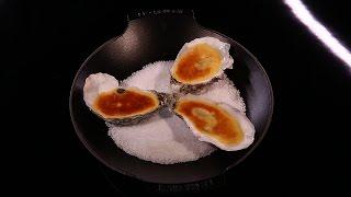 Huîtres spéciales gratinées au champagne par Thibault Sombardier (#DPDC)