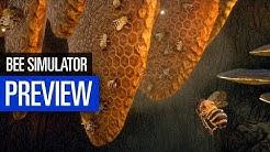 Bee Simulator | PREVIEW | Von Blümchen und Bienchen
