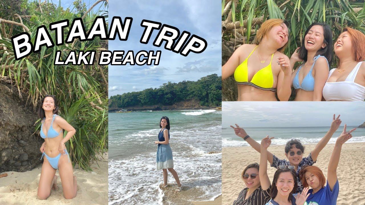 BATAAN TRIP + LAKI BEACH | Ericka Oblepias