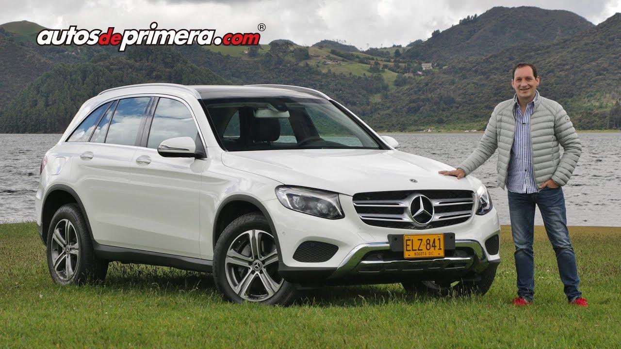 mercedes-benz glc 250 4matic 2019 - un suv premium todoterreno
