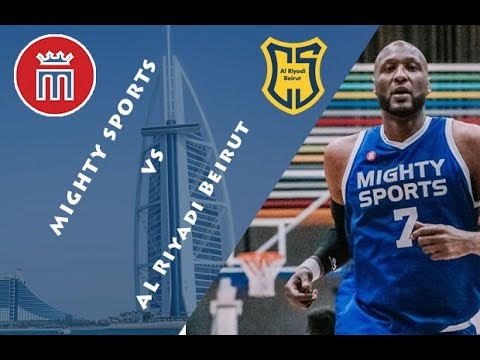 Mighty Sports Philippines VS Al-Riyadi Lebanon Highlights | Semi Finals