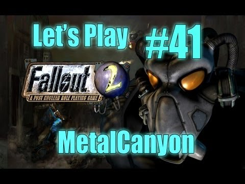 Let's Play Fallout 2 (part 41 - Dude, Where's My Car?!)