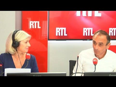 """Parcoursup : """"Non à la sélection, vive la sélection !"""", clame Éric Zemmour"""