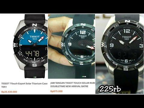 Tissot T Touch 200rb Kw Replika Fake Sebagus 2jt Ato 20jt?