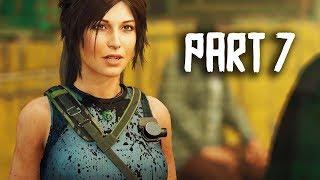 Shadow of the Tomb Raider Gameplay Walkthrough Part 7 - Stolen Children - FULL GAME (NEW Gameplay)
