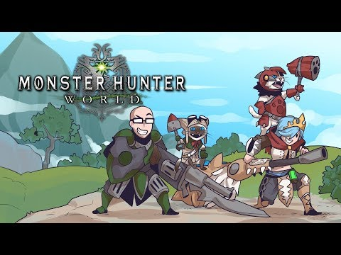Monster Hunter World with Northernlion [Episode 8]