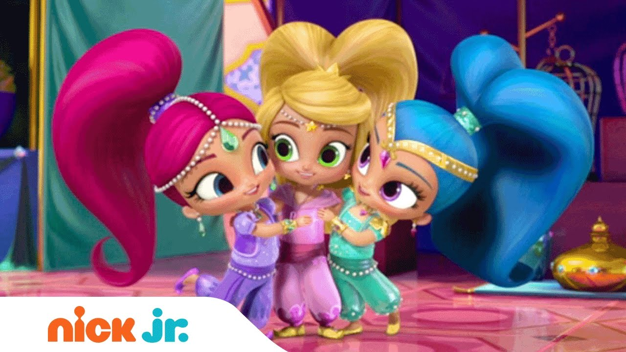 Shimmer And Shine Full Episodes AD