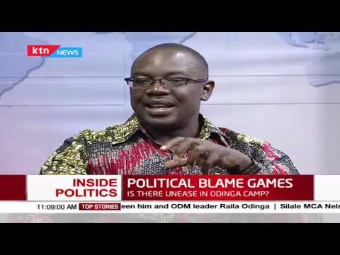 Should Raila be blamed for failures of Jubilee administration? | Inside Politics with Ben Kitili