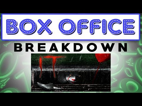IT Slays its Way to the Top! - Box Office Breakdown for September 10th, 2017
