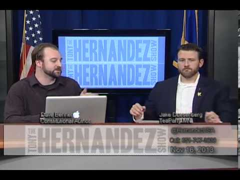 Tony Hernandez Show - Political History and Philosophy, and Sports