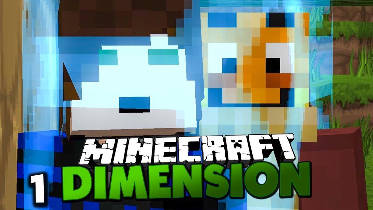 Extra Dimensions Mod Para Minecraft 1.12.2/1.7.10