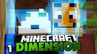UNSER GEFÄNGNIS ☆ Minecraft DIMENSION #1