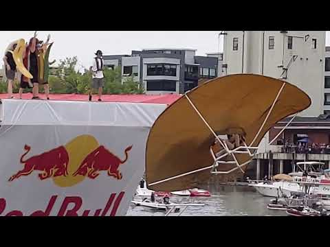 2019 Red Bull Flugtag In St. Paul, Minn.