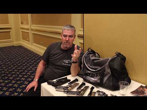 Interview with Thomas Potter at CombatCon 2016