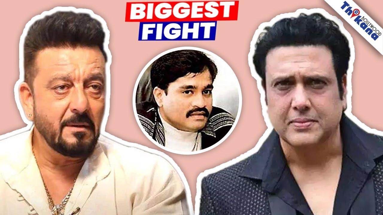 Govinda & Sanjay Fight | Bollywood की Jodi No1 कैसे टूटी ...