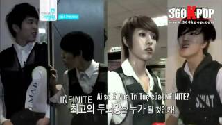[Vietsub] INFINITE Ranking King Ep.3 {INFINITE Team} 4/4