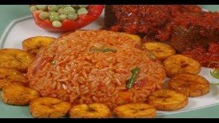 How To Prepare Jollof Rice (ghana Style)