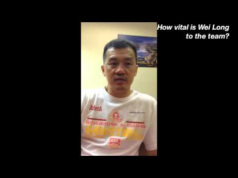 Interview with Coach Neo Beng Siang Prior to Match Against the Indonesia Warriors