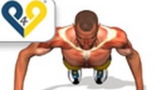 Flexão como espartano ( Treinamento físico 300 )