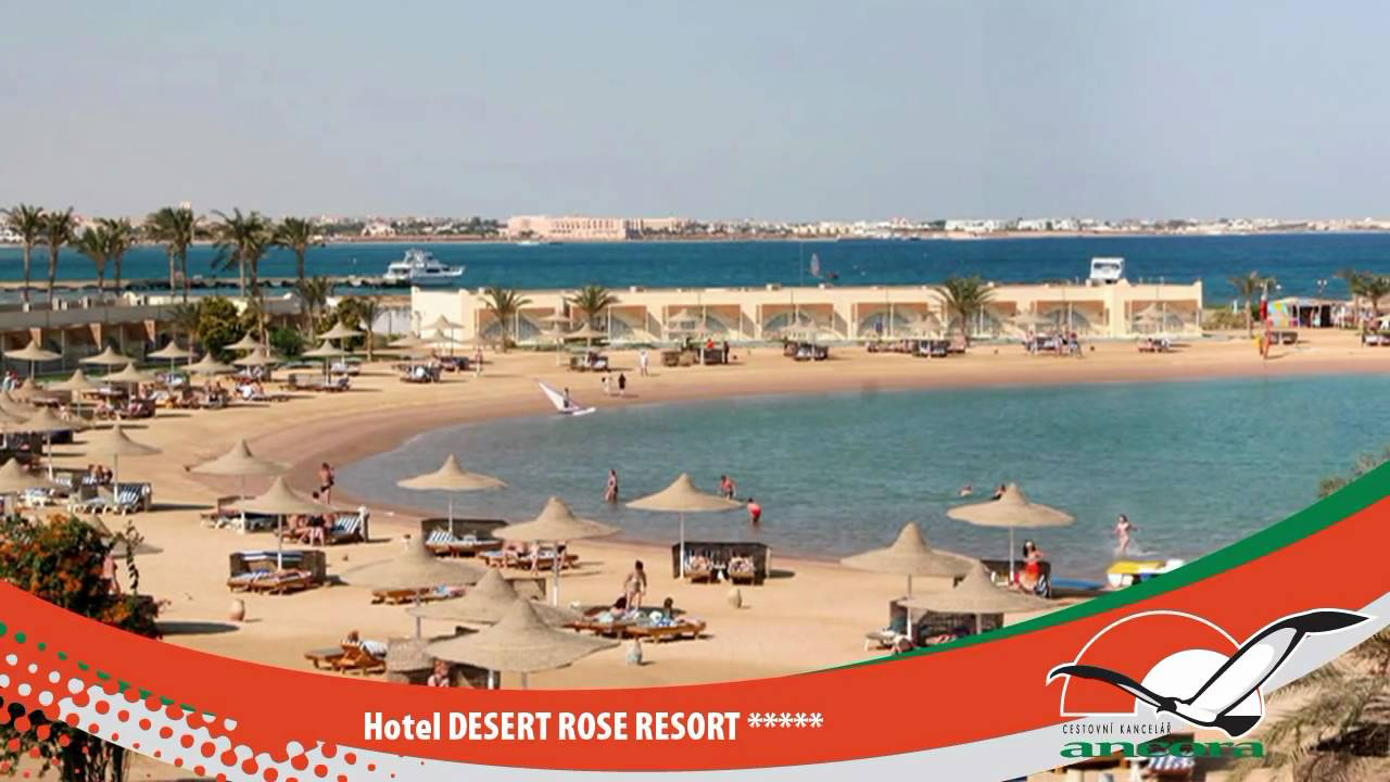 Hotel Desert Rose Resort Video