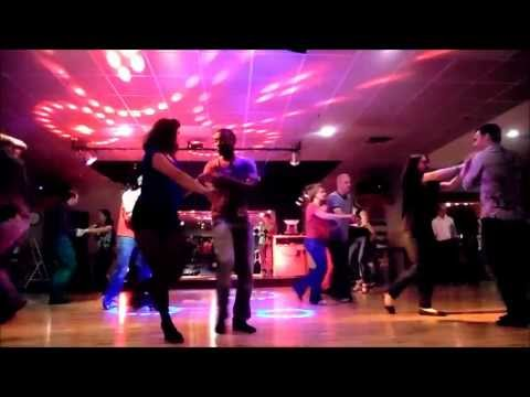 Dancing with Freeman at DSantos VT Social 5-24-13