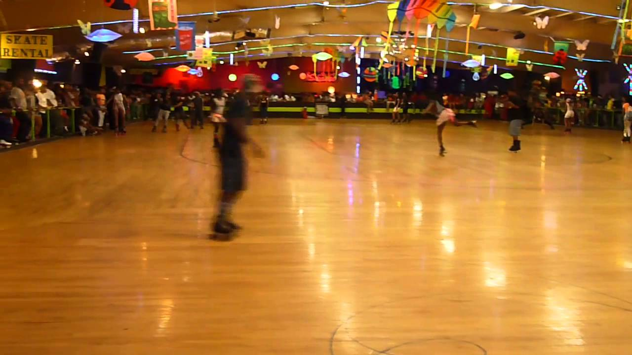 Roller skating rink richmond