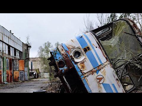 10 COSAS DE CHERNOBYL QUE NO SABIAS