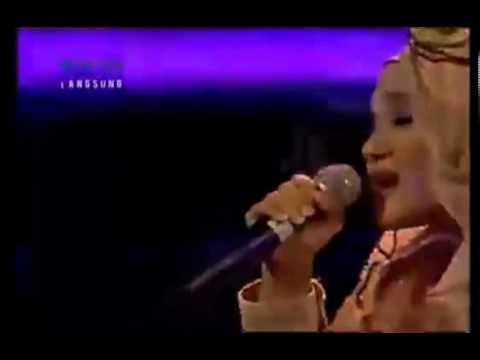 Fatin Shidqia Lubis - Aku Memilih Setia @AMI Awards 2 Juli 2013