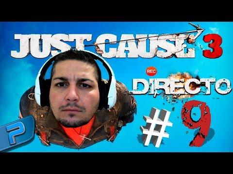 JUST CAUSE 3 PS4 | CAMPAÑA  #9  ( DESAFIOS  MISIONES  SECUNDARIAS EXPLOSIONES )