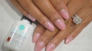 Tutorial: ASP Lightless Gel Nails Application