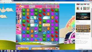 Candy Crush Level 503 No Boosters