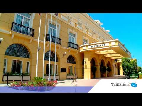 The Colony Hotel & Casino / Tatilsitesi