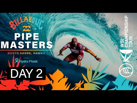 Billabong Pipe Masters Presented By Hydro Flask - Day 2