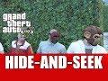 GTA 5 Online - KILLER Hide-And-Seek! (Fun GTA 5 Custom Games)