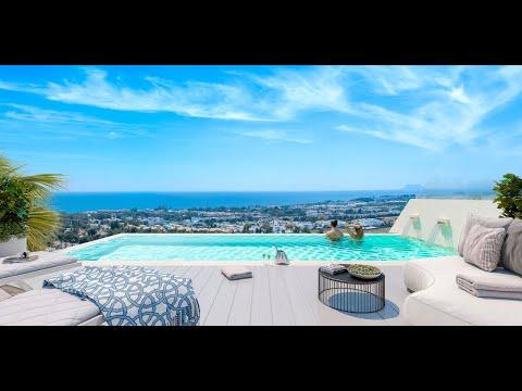 New Ultra Modern Luxury Villa in Marbella, Spain