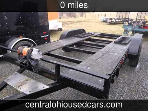 Car Hauler Trailer Weight