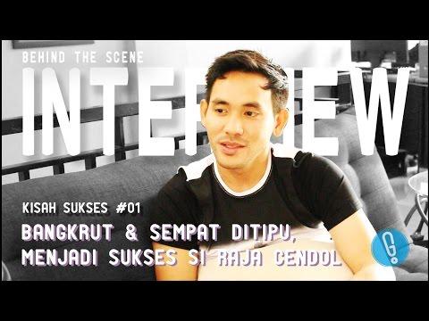 Kisah Sukses: Danu Sofwan, CEO Radja Cendol