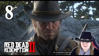 "Red Dead Redemption 2 - Part 8 ""LEGENDARY GRIZZLY BEAR"""