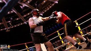 White Collar Boxing Events   Shaun Burt vs Lee Baker   Preston