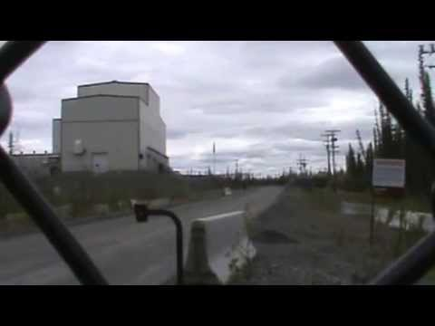HAARP near Gakona, Alaska on the tok cutoff. The secret government weather modification base.