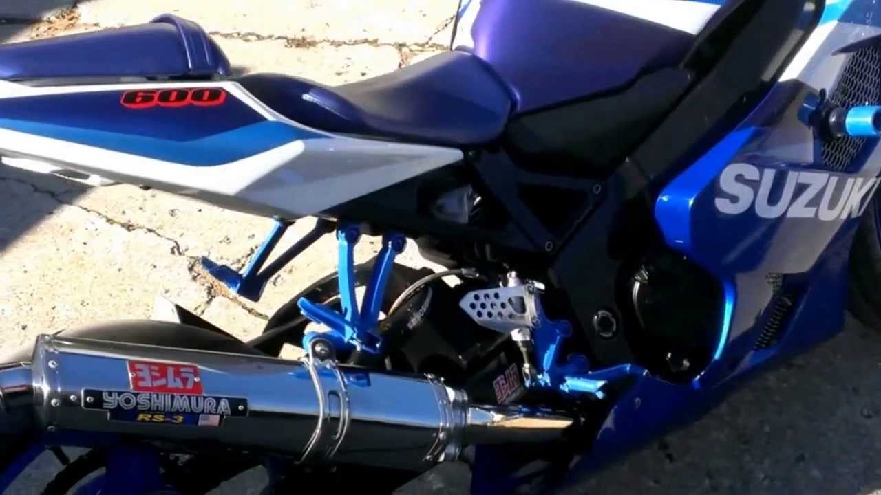 2005 suzuki used gsxr600 crotch rocket for sale youtube. Black Bedroom Furniture Sets. Home Design Ideas