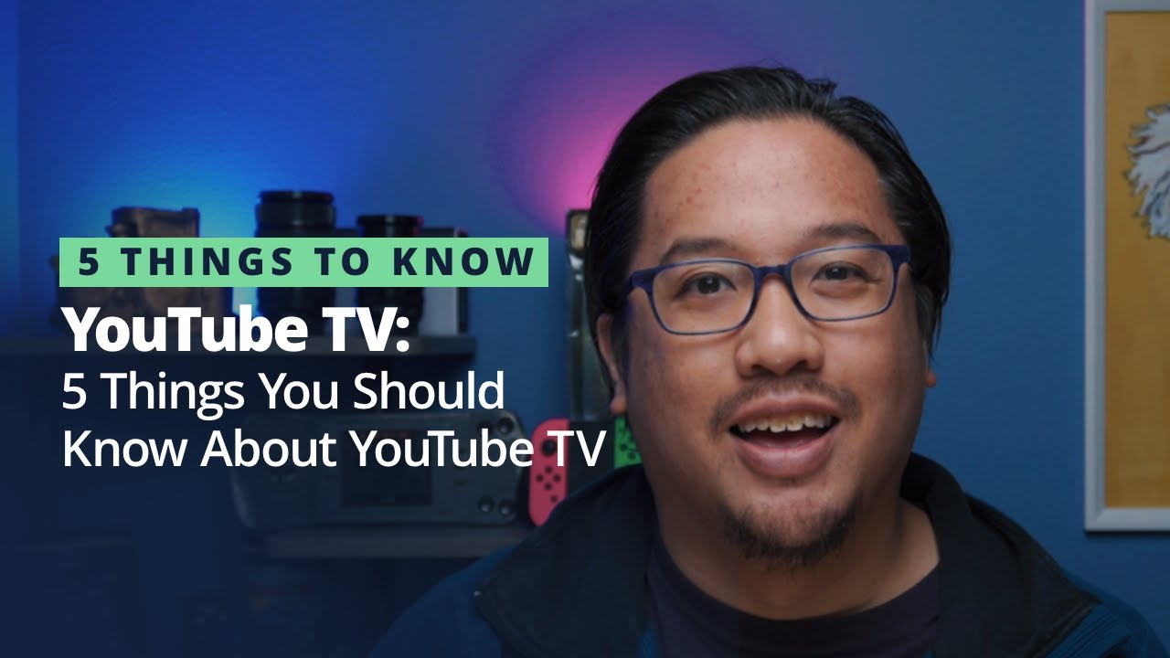 Cord Cutters News - 5 Things You Should Know About YouTube TV (Price, Lineup, Roku Support, & More!)