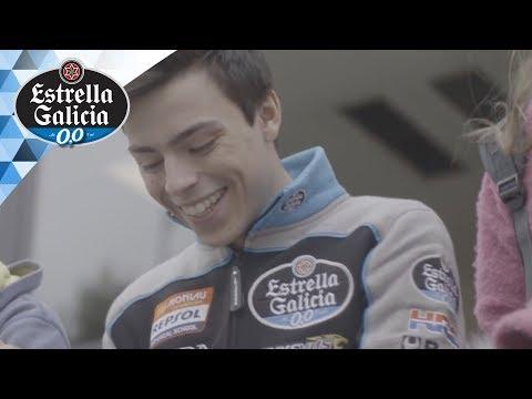 Alonso López nos cuenta un poco sobre él a su llegada al mundial con EG00.