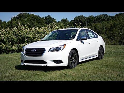 Subaru Legacy Sport Walkaround