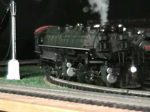 MTH Premier GN Z-6 Challenger (4-6-6-4) O-Gauge Steam Locomotive