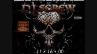 Dj Screw-Southside on Chopper