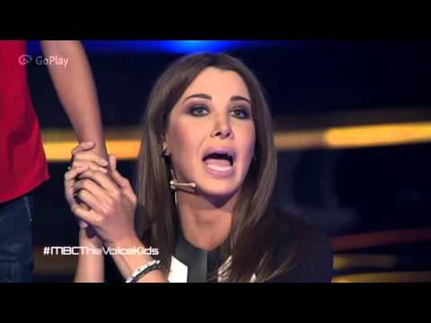The Voice Kids: Top 5 Coolest reactions of Nancy Ajram