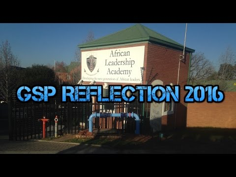 Global Scholarship Program Reflection
