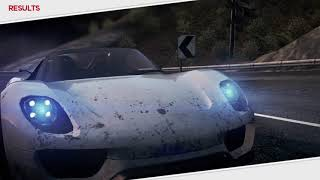 NFS Most Wanted 2012 : Beating the 918 Spyder concept with the 12C